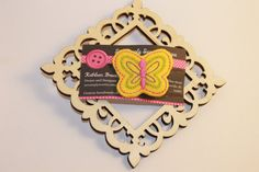 Butterfly Hair Clip  Girls Boutique Style by sewsimplysweet, $2.50