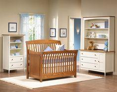 Chambre à coucher bébé | AP Industries - Oceanic collection baby bedroom / Chambre à coucher ...