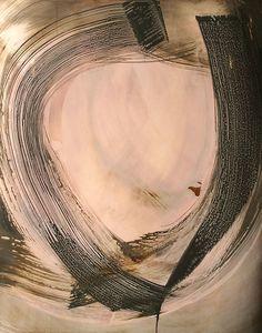 Birgit Blyth - Untitled 2 Chromoskedasik monoprint, Carrie Haddad Gallery