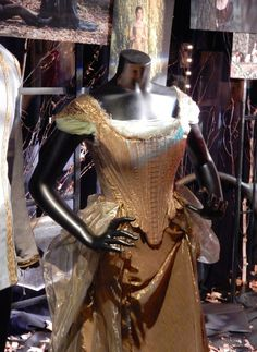Cinderella Into the Woods costume detail