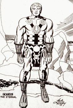 IKaris by Jack Kirby