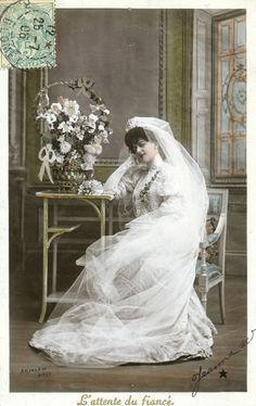Edwardian bride
