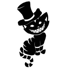 Cheshire cat, tattoo ? (:
