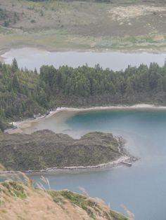 Sao Miquel , krater