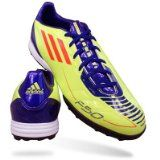 Adidas F10 TRX TF Mens soccer Boots / sneakers - Yellow : Green #Shoes #Fitness