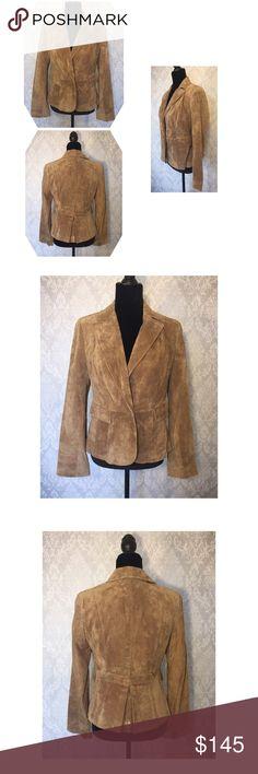 Offers Welcome ANN TAYLOR LOFT 100% Leather Blazer Ann Loft Taylor blazer/jacket in excellent condition.. 100% leather. Size 4. Ann Taylor Jackets & Coats Blazers