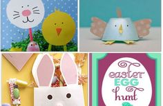 30 Popular Easter Activities and Crafts For Kids - Tip Junkie