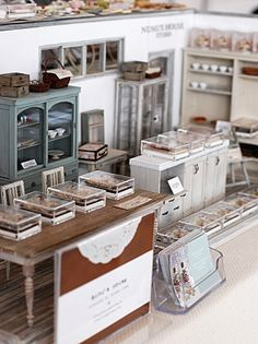 ♥ miniature shop