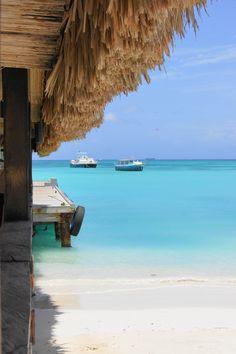 Aruba, our honeymoon spot! Can't wait to go back soon!