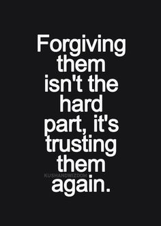 Life Quote http://getaddicted.net/quotes-for-succes-3/ -- don't break my trust—you'll be paying for it forever.