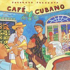 Putumayo Presents: Café Cubano ~ CD ~ Various Artists Café Cubano, Cuba Vintage, Vintage Travel, Vintage Ads, Mojito, Illustrator, Cuban Coffee, Cuban Culture, Cuban Art