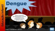 Dengue - Atividades Educativas Ensino Fundamental