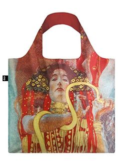 LOQI Museum GUSTAV KLIMT Hygieia Bag