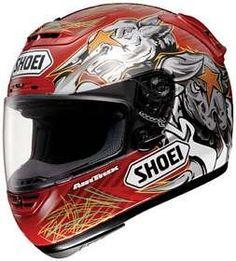 Shoei X-ELEVEN X11 X-11 XELEVEN E-BOZ TC1 MOTORCYCLE Full-Face-Helmet