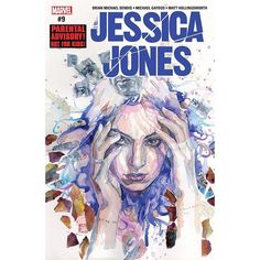 Jessica Jones (2016-) #9 Written by Brian Michael Bendis Art by Michael Gaydos Cover by David Mack The mysteries of Maria Hill! Ousted by the world peacekeeping task force to which she dedicated her life Maria Hill has no choice but to turn to Jessica Jones to help her findthe last secrets.