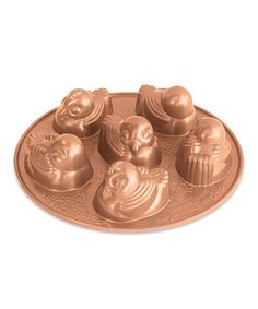 Loving this Sweet Tweets Cast Aluminum Pan on #zulily! #zulilyfinds