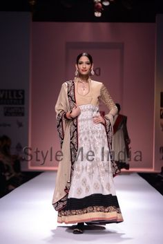 Virtues at Wills Lifestyle India Fashion Week Autumn Winter 2013