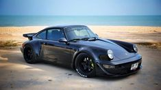 Amazing Car and truck images – 911 RWB Porsche Porsche 911, Carros Porsche, Vintage Porsche, Vintage Cars, Auto Detailing, Latest Cars, All Cars, Sexy Cars, Sport Cars