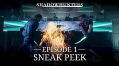 Shadowhunters - [EXCLUSIVE VIDEO] The Largest First Look at Shadowhunters EVER! - Thumb