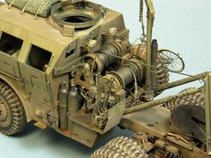DishModels.ru - Scale modeller's site. Gallery, walkarounds, competitions. Dragon Wagon, Military Modelling, Military Weapons, Tamiya, Dieselpunk, Rc Cars, Us Army, Scale Models, Military Vehicles