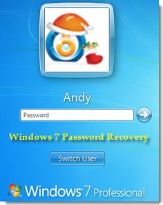 How to recover Windows 7 password?