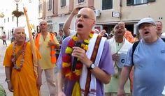 Dandavats | 13th Annual Lord Jagannatha's Ratha Yatra At Rijeka, Croatia, Europe