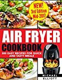 Free Kindle Book -   Air Fryer Cookbook: 300 Easy Recipes for Quick and Tasty Meals Check more at http://www.free-kindle-books-4u.com/health-fitness-dietingfree-air-fryer-cookbook-300-easy-recipes-for-quick-and-tasty-meals/