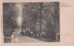 Benningbroek Dorpsgezicht Spanbroek Midwoud 1900