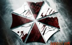 Umbrella Corperation MakingThe World A Better Place resident evil