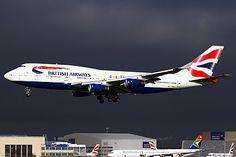 G-BNLZ   British Airways   Boeing 747-436