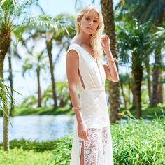 Um dress incrível em todos os ângulos! ❤ #reginasalomao #summer18 #specialnewyear #RSemTrancoso