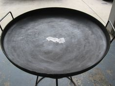 Disc Cooking | come out really well my campfire disc my paella disc