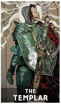 Dragon Age: Inquisition multiplayer character