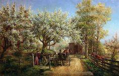 Edward Lamson Henry - The Homecoming