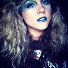 Klue Ke$ha makeup. #Kesha #Makeup