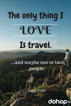That Dohop feeling. #Travel #Wanderlust