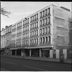 Dublin County Council Offices, O'Connell Street (1980)