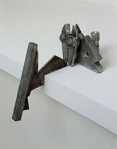 Mitchell-Innes & Nash   Artists   Anthony Caro Bennington College, Welded Art, Anthony Caro, London Art, Modern Sculpture, Teaching Art, Sculptures, British, Iron