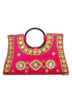 Indian Handmade Party Wear Clutches | Shaurya | Pinterest | Party ...