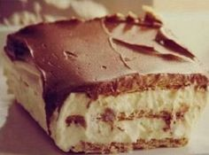 No Bake S'more Cake Recipe – All food Recipes Smores Cake, No Bake Treats, No Bake Desserts, Delicious Desserts, Summer Dessert Recipes, Desert Recipes, Food Cakes, Baking Recipes, Hardboiled