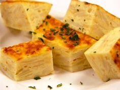 Tortilla Espanola (Spanish Omelet) recipe from 24 Hour Restaurant Battle via Food Network