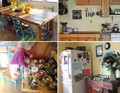 I loved this whole post ... Get the Look Decor: SoulMama's Famil Farmhouse on etsy