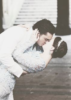 Chuck and Blair. Three words eight letters, say them and I'm yours. ❤