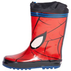 Cool! Spiderman boots! Loving Hearts Child Care and Development Center in Pontiac, MI is dedicated to providing exceptional tender loving care while making learning fun! If you want to know more about us, feel free to give us a call at (248) 475-1720 or visit our website www.lovingheartsc... for more information!