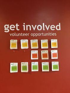 Image result for volunteer opportunities wall church
