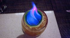 Firey Cocktail | Flickr: partage de photos!