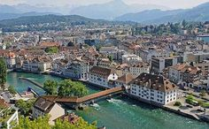 There's plenty to do for free in Lucerne, from walking and swimming in lakes to open-air concerts