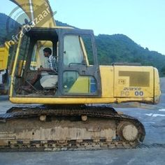 Excavator for Sale - Buy Used L&T PC200 Excavator Online, Product ID: 447956 | Infra Bazaar