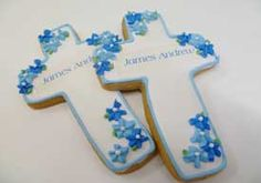 communion cookies-Check Facebook- Not Your Mother's Cookies! (Like the page while you're there!)