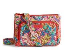 Little hipster cross body in paisley in paradise
